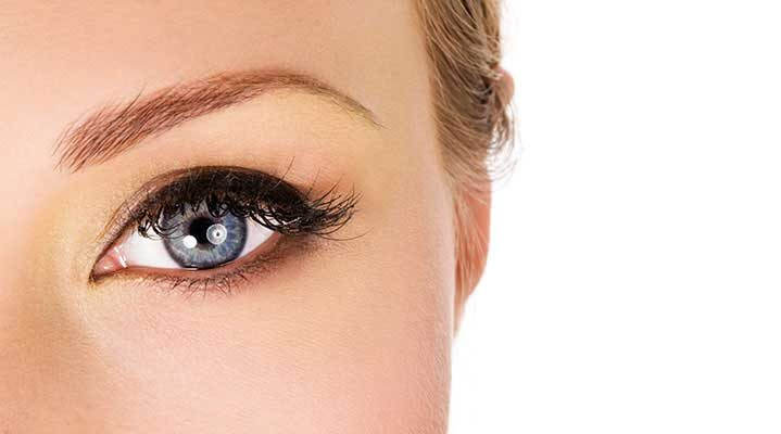Mon Visage eyebrow shape in Farnham